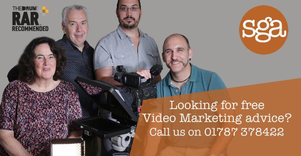 Video Marketing Advice, Suffolk